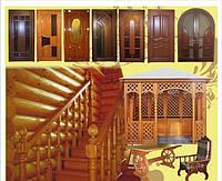 Столярные изделия и мебель