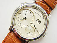Часы A.Lange & Sohne Grosse Lange 1 механика.Класс ААА
