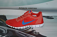 Мужские кроссовки Nike Free Run 3.0 v2 Red