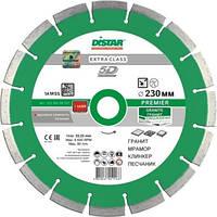 Алмазный диск по граниту Distar 230x22.2 Premier