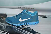 Мужские кроссовки Nike Free Run 3.0 v2 Blue