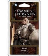 Игра Престолов. Карточная игра (2-е изд) - Верный клинок (A Game of Thrones Living Card Game – True Steel) настольная игра