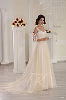 Свадебное платье модель 1519