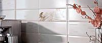 15x40 Керамічна плитка BINGO сіра кухня ванна