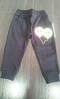 """Штаны для девочки """"Шарики"""",   на 1-4 года"""