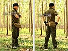 Сумка тактическая поясная Protector Plus Y109, фото 3