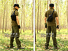 Сумка тактическая поясная Protector Plus Y109, фото 9