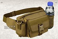 Сумка поясная (наплечная), тактическая Protector Plus Y116