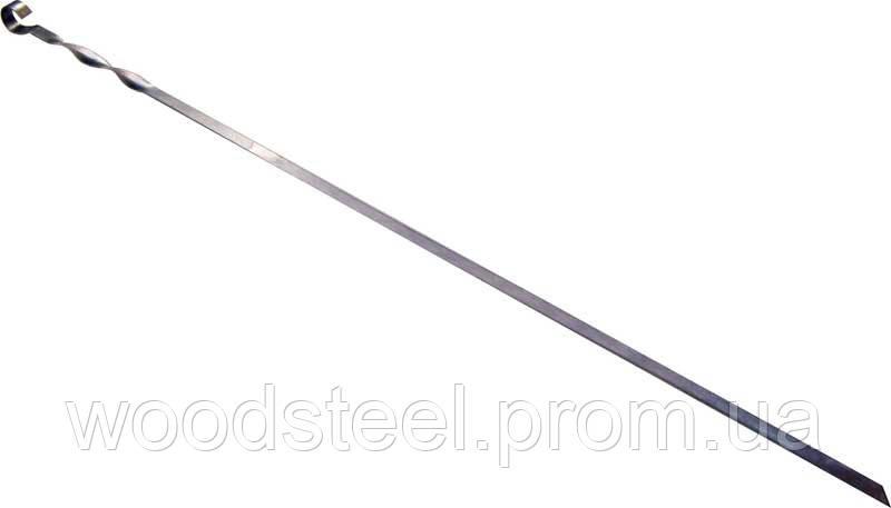Шампур для кебаба толщиной 3,0 мм.