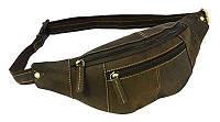 Поясная сумка Visconti 721 коричневая