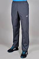 Брюки мужские спортивные Adidas летние Черные
