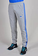 Брюки мужские спортивные Adidas Серые