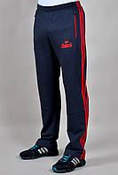 Брюки мужские спортивные Adidas Темно-серые