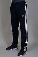 Спортивные брюки Adidas мужские Темно-синие