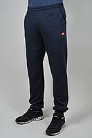 Спортивные брюки мужские Nike манжет Тёмно-серые