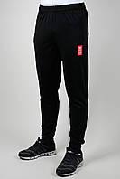 Летние мужские спортивные брюки Adidas Чёрные