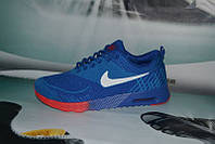 Мужские кроссовки Nike Air Max Tavas Flyknit Blue