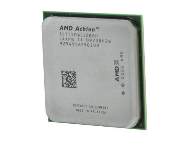 Процессор AMD Athlon 64 X2 7550 Socket AM2+