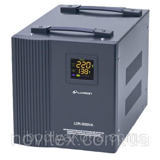 Стабилизатор напряжения Luxeon LDR-3000VA (2100Вт)