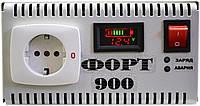 ИБП Леотон ФОРТ 900K (600Вт), для котла, чистая синусоида, внешняя АКБ, Украина