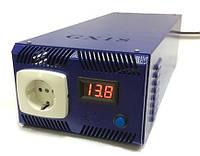 ИБП Леотон ФОРТ GX1S (1000Вт), для котла, чистая синусоида, внешняя АКБ, Украина