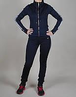 Женский спортивный костюм Speed Life 1001 Темно-синий