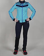 Спортивний костюм жіночий Speed Life 1008 М'ятний