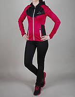 Женский спортивный костюм Speed Life 1017 Малиновый