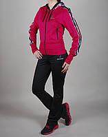 Женский спортивный костюм Speed Life 1020 Малиновый