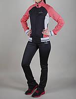 Спортивний костюм жіночий Speed Life 1021 Темно-сірий