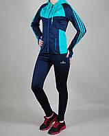 Женский спортивный костюм Adidas Stella Mccartney 1042 Синий