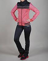 Женский спортивный костюм Speed Life 1026 Коралловый