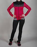 Женский спортивный костюм Speed Life 1028 Малиновый