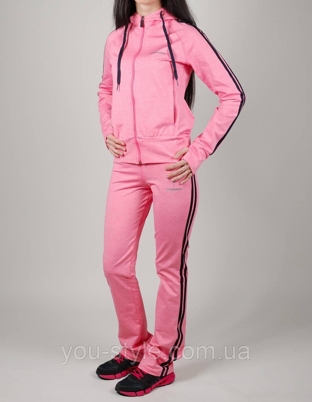 Спортивный костюм женский Speed Life 1051 Розовый