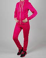 Спортивный костюм женский Nike 1062 Малиновый