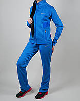 Женский спортивный костюм Nike 1084 Голубой