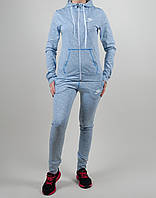 Женский спортивный костюм Nike 1098 Голубой