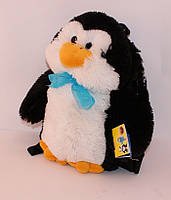 Рюкзак - игрушка пингвин