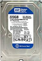 Жесткий диск HDD  WD 320Gb.