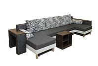 САФАРИ-БИС, угловой диван. Цвет может быть изменён под заказ