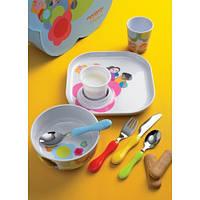 Набор детской посуды Bugatti Baby Bloom 7 предметов