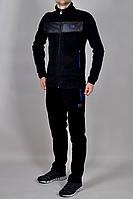 Зимний мужской спортивный костюм Adidas 2273 Черный