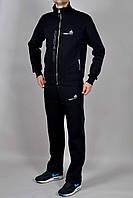 Зимний спортивный костюм Adidas Porsche 2281 Черный