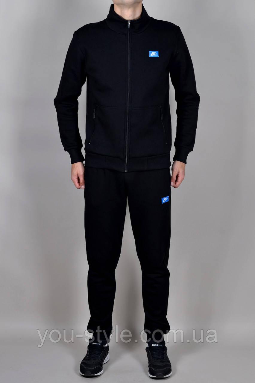 83693c7c8bff Зимний спортивный костюм мужской Nike 2318 Черный - Bigl.ua