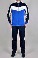 Зимний спортивный костюм мужскойNike 2321 Голубой