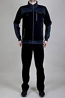 Зимний спортивный костюм Adidas Porsche 2322 Черный