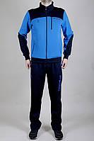 Зимний спортивный костюм Adidas Porsche 2323 Голубой