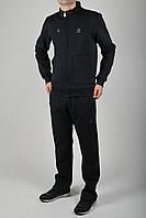 Зимний cпортивный костюм мужской Adidas Porsche Design 2704 Черный