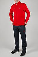 Зимний cпортивный костюм мужской Adidas Porsche Design 2705 Красный