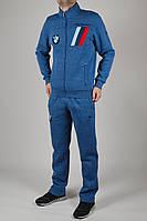 Зимний спортивный костюм мужской Puma BMW 2744 Синий